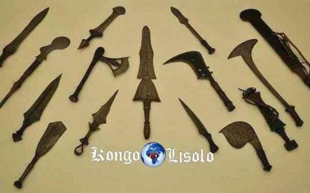 L'art de forger et de sculpter Kongo : rien qu'en regardant les objets sculptés et forgés, on se rend compte que le Kongo (du royaume Kongo) avait développé ces arts au plus haut niveau