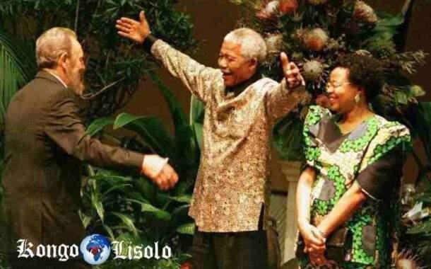 """Ọrụ ncheta: mgbe Nelson Mandela gosipụtara ekele ya nye Fidèl Castro """"Ọ bụrụ na nnabata abụghị nke ụwa a, Nelson Mandela esiteghị n'agbụrụ na-enweghị ekele; o gosipụtara ekele ya nile nye ndị nyere ya aka n'oge ihe mgbu kacha njọ na ndụ ya """""""