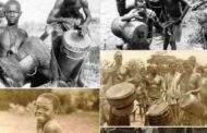 Le tambour, porte-parole des hommes auprès de puissances régissant le monde : le tambour est un moyen de communication « Il parle, il est le corps et la voix des dieux, des génies ou des ancêtres parlant à l'humanité »