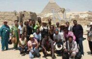 Voici les quelques temples à visiter à Kemet dans le territoire couvrant l'Égypte ancienne : la beauté de ce temple laissait présager que l'homme Noir avait une ingéniosité sans pareil avant tout commerce avant les Occidentaux qui font croire qu'ils sont les seuls à avoir la notion d'architecture et esthétique