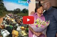 Who is kidding who? We do not celebrate when things are burning with neighbors, this saying does not apply to the Congo where President Félix celebrates his wife's birthday with pomp, while at the same time people are fleeing and dying in Beni and Irumu; it's really inhuman and against Ubuntu ... (VIDEO)