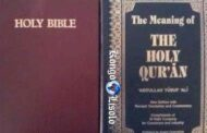 La Bible et le Coran sont des livres incomplets: ils ne mentionnent nulle part l'origine des Asiatiques et leur culture; cette observation remet en question la sainteté de ces deux livres qui devraient être inspirés de manière exhaustive par le Dieu d'Israël