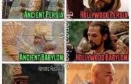 Hollywood : une entreprise de falsification ? La falsification se porte bien à Hollywood; tout ce qui est de l'ancienne Egypte, Perse, Babylone, Sumérien (…) y est falsifié juste pour des « Billets verts »; réalisateurs et acteurs falsifient l'histoire à leur guise ; beaucoup le font juste pour gagner de l'argent, ils s'en foutent pour le reste, ça ne les regarde pas (…); pour eux, ce qui compte c'est de l'essor de leur entreprise de falsification