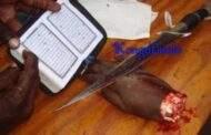 Devoir de mémoire : la barbarie se porte bien au Mali sur fond de charia; des scènes de barbarie continuent de faire les gros titres dans les régions du nord du Mali en proie à des groupes armés islamistes, djihadistes et terroristes; le dernier en date est le sort d'un voleur qui a été publiquement amputé en vertu de la charia