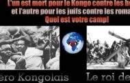 Questions directes aux Congolais : entre Lumumba qui est mort pour vous contre les Belges et Jésus qui est mort pour les Juifs contre les Romains, lequel mérite votre hommage ? Choisissez votre camp; « Aimez-vous le Dieu d'Israël par amour ou par intérêt personnel ?? »
