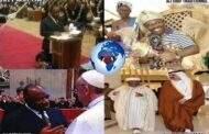 Gabon : le président Ali Bongo est-il interne et partout défini ? Ali le musulman, Ali le catholique, Ali judaïsant, Ali le franc-maçon, Ali chez les Eckankars (…) Ali Bongo a goûté à tout et à rien pour s'être fixé quels objectifs et pour parvenir à quelle fin ??