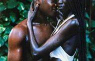 La beauté Noire/Africaine : le paradis perdu « Les hiérarchies créatrices n'ont pas créé Adam et Ève comme les premiers êtres humains; en descendant dans la matière, l'esprit humain a suivi le processus d'involution; et c'est après que le processus d'évolution a commencé »
