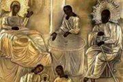 Le sophisme du mythe d'un Jésus Noir : l'histoire d'un Jésus Noir est aussi fausse que celle de ce personnage, qui n'est pas différent de son homologue judéo-chrétien; cette histoire, adaptée et calquée sur le bric-à-brac, est basée sur la cosmologie de la science et de l'histoire Noire/Africaine