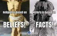 Entre la croyance et la connaissance, que devons-nous choisir ? La religion rencontre ses adeptes à la porte de la foi alors que la science rencontre les siens à la porte de la connaissance; alors que la méthode religieuse recourt à la croyance ou à des faits allégués non vérifiés, celle scientifique se base sur des faits vrais, vérifiables et vérifiés