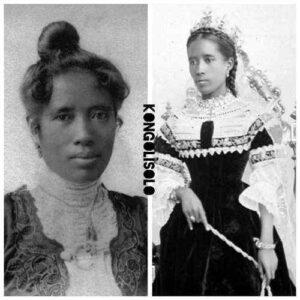 המלכה Ranavalona III