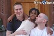 """הסכנה האולטימטיבית לאפריקה: מכל הסכנות המאיימות על אפריקה, הנישואין לכולם הם המסוכנים ביותר, זהו איום חסר תקדים נגד העם השחור / אפריקני. ילד, האם הם נותנים לעצמם את המותרות לאמץ את ילדי ההטרוסקסואלים? """""""